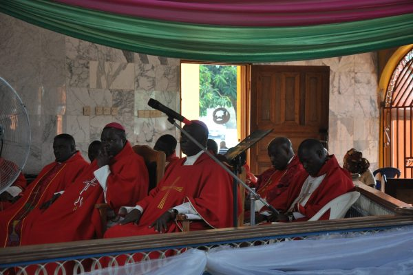 UROMI HOSTS NIGERIAN CATHOLIC DIOCESAN PRIESTS ASSOCIATION