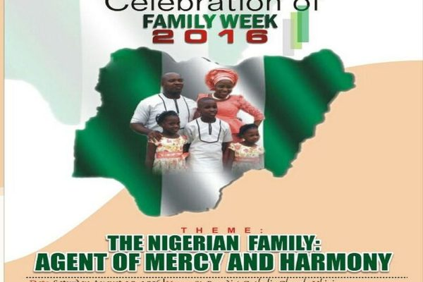 Diocese Celebrates Family Week 2016