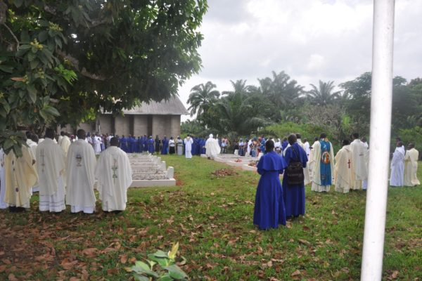 Prayers Offered for the Departed